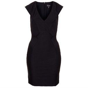Topshop Bandage Body Con Dress LBD Size 6 EUC/NWOT